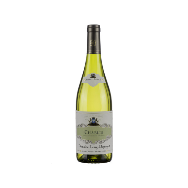 CHABLIS DOMAINE LONG-DEPAQUIT HALF-BOTTLE 2017, BICHOT