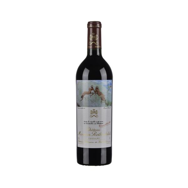 CHATEAU MOUTON-ROTHSCHILD 2012, PAUILLAC