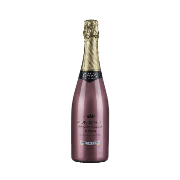 CAVA SELECCION ESPECIAL ROSE  MONISTROL