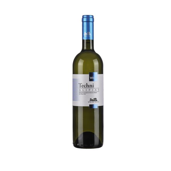 TECHNI ALIPIAS WHITE  WINE ART ESTATE