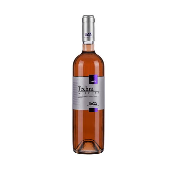 TECHNI ALIPIAS ROSE  WINE ART ESTATE