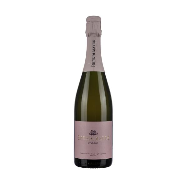 SEKT BRUNDLMAYER BRUT ROSE, BRUNDLMAYER