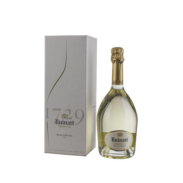 RUINART BLANC DE BLANCS IN LUXURY BOX