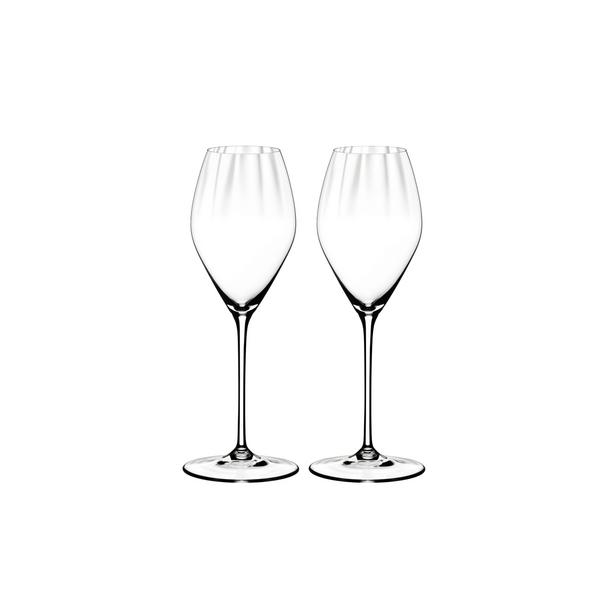 RIEDEL PERFORMANCE CHAMPAGNE SET OF 2 GLASSES (6884/28)