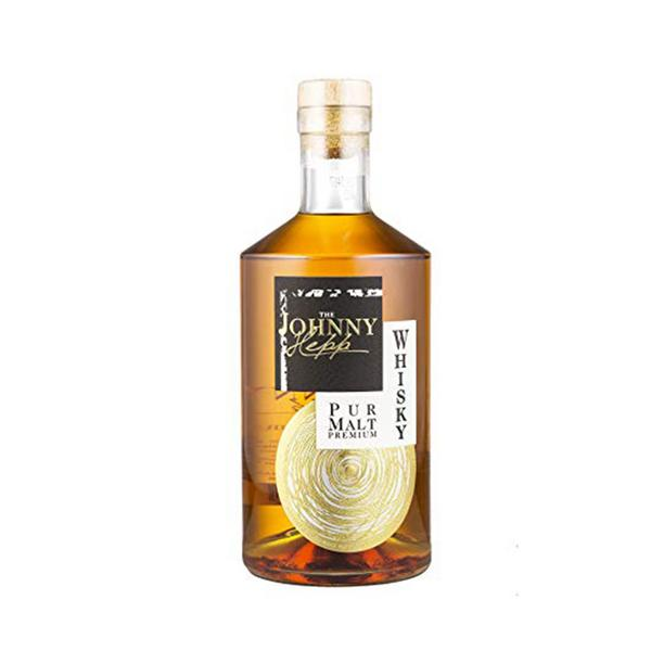 JOHNNY HEPP SINGLE MALT 70CL