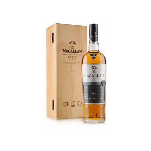 MACALLAN FINE OAK 21 YEARS OLD