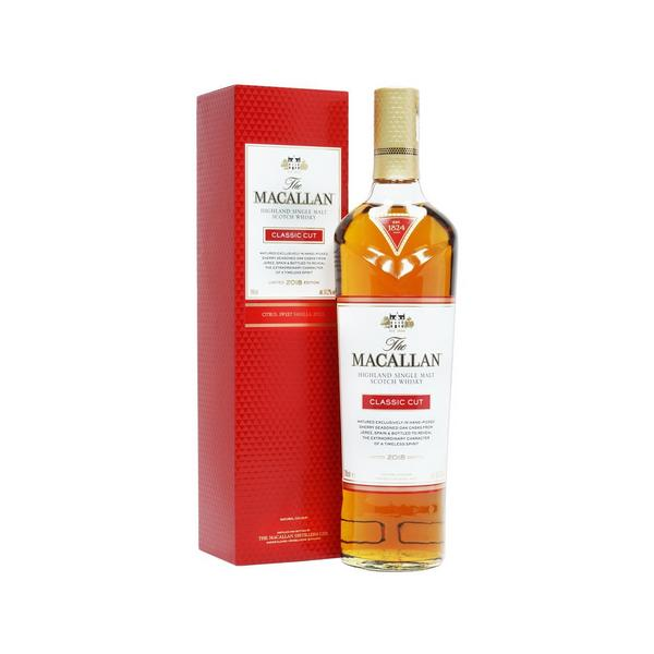 MACALLAN CLASSIC CUT 2018 70CL