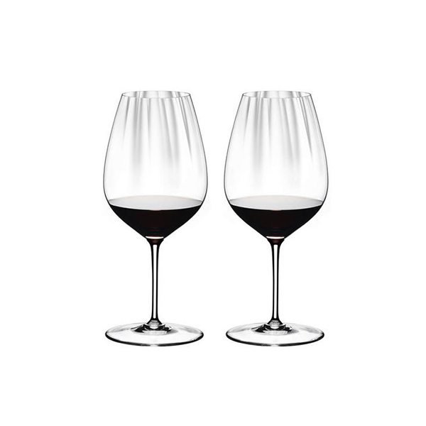 RIEDEL PERFORMANCE CABERNET SET OF 2 GLASSES (6884/0)