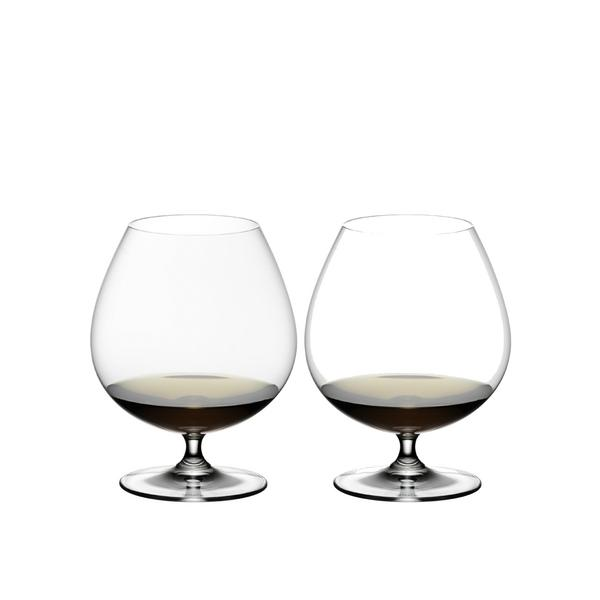 RIEDEL VINUM BRANDY SET OF 2 GLASSES (6416/18)