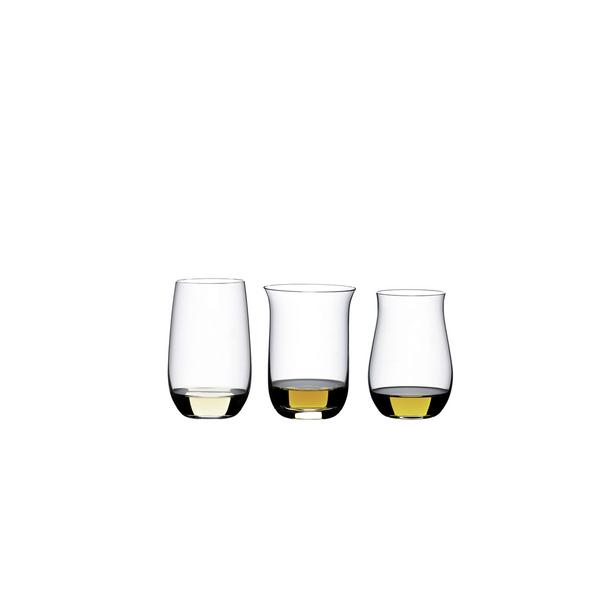 RIEDEL SPIRITS SET OF 3 GLASSES (7414/33)