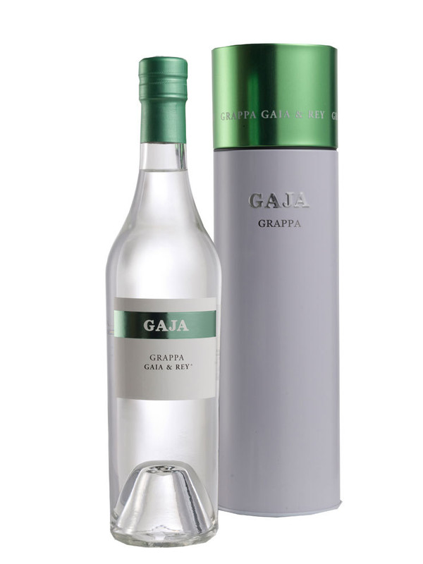 GRAPPA DI CHARDONNAY GAIA & REY IN BOX, ANGELO GAJA 50CL