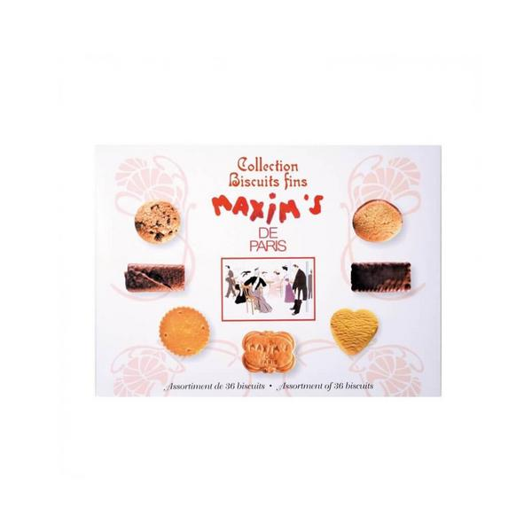 MAX 3421 - COLLECTION OF 36 FINE ASSORTED BISCUITS (9 DIFFERENT VARIETIES)