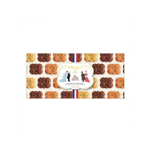 MAX 3483 - ASSORTMENT OF 24 PETITS BEURRE SHORTBREADS