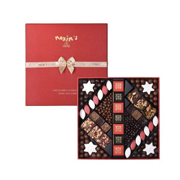 MAX 9164 - PREMIUM GIFT BOX ASSORTED CONFECTIONERY