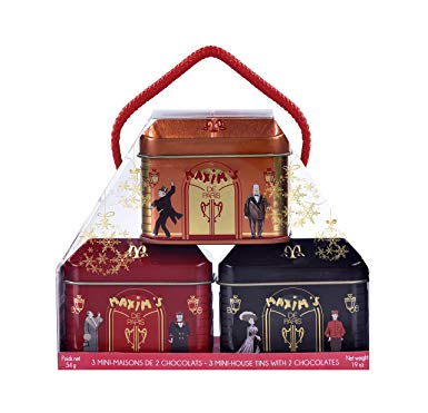 MAX 4862/4848+4831 - 3 MINI HOUSE TINS