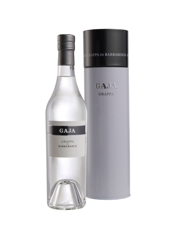 GRAPPA DI BARBARESCO IN BOX, ANGELO GAJA 50CL