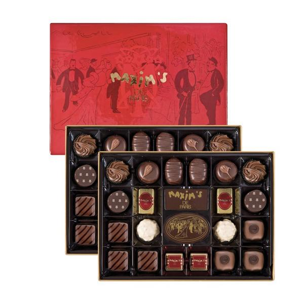 MAX 4152 - COFFRET LUXE 44 CHOCOLATS