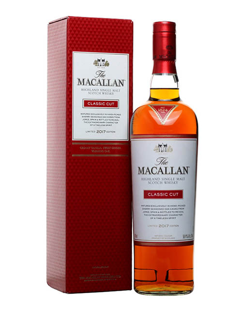MACALLAN CLASSIC CUT 2019 70CL